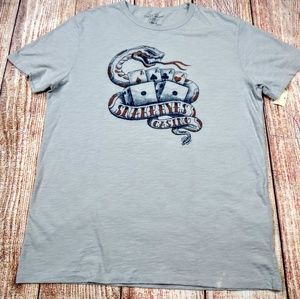 LUCKY Brand, Snakeyes Casino T, ..Large